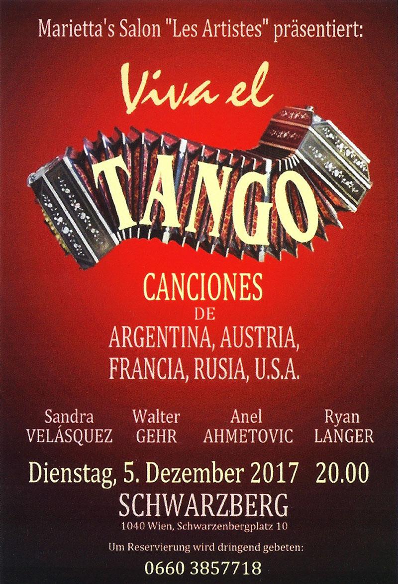 Vival El Tango